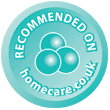Exemplar Homecare Recommended on homecare.co.uk